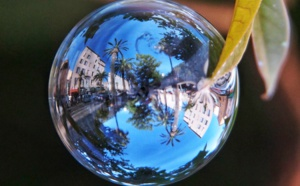 Exposition : « Le monde à travers l'objectif d'une bulle» Du poète-photographe Khaled YOUSSEF
