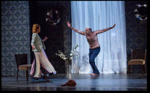 Théâtre / L'Affare di Carrughju Dirittu