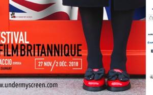 Under My Screen, le festival du film Britannique d'Ajaccio