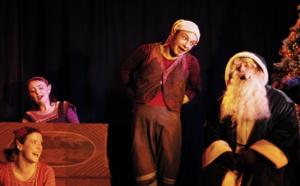 Jeune Public / La véritable légende du Père Noël