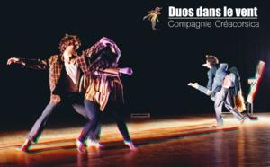Danse, résidence de création / Duos dans le vent