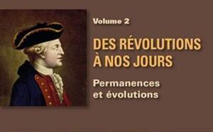 Conférence / LA CORSE AUX XVIIIe et XIXe siècles. Histoire de la Corse des révolutions à nos jours, volume 2