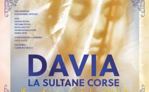 Reporté // Théâtre-musique / Davia la Sultane corse
