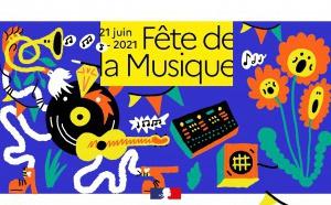 Fête de la Musique / lundi 21 juin