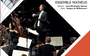 15 août // Concert hommage à Napoléon dans le cadre de l'année du bicentenaire de sa mort