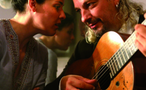 Espace DIamant : Souad Massi & Eric Fernandez, choeurs de Cordoue