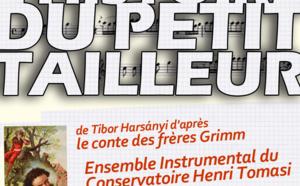 L'Histoire du Petit Tailleur, un conte musical au Palais Fesch