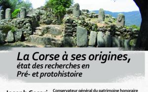 Espace Diamant : conférence dans le cadre du cycle 'culture et patrimoine corses'