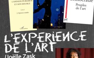 Conférence : L'expérience de l'Art