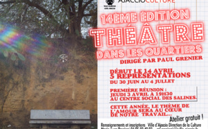 Le théâtre reprend ses quartiers avec Paul Grenier !