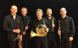 Julia Knecht, soprano et le quintette à vent de l'Ensemble Instrumental de Corse