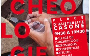 Journées nationales de l'Archéologie les 6, 7 et 8 juin 2014