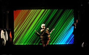Mardi 31 mars 18h30 - Les fables de La Fontaine - Théâtre Jeune Public à partir de 7 ans