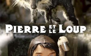 """Samedi 13 décembre - Ciné concert """"Pierre et le loup"""""""