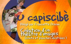 Dans les médiathèques, spectacle et atelier avec la conteuse Francette Orsoni !