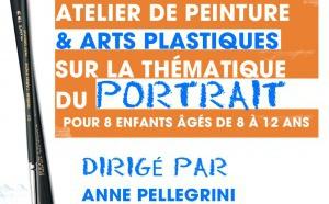 Du 4 au 7 mai: Atelier d'arts plastiques autour du Portrait - Inscriptions gratuites ouvertes! - Enfants de 8 à 12 ans