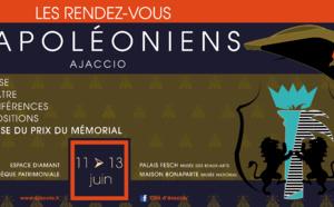 Du 11 au 13 juin : Les Rendez-vous napoléoniens