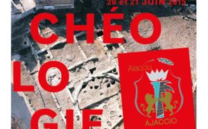 20 & 21 juin, Les Journées Nationales de  l'Archéologie sur le site de la Parata