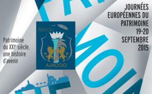Journées Européennes du Patrimoine - sam. 19 & dim. 20 septembre 2015