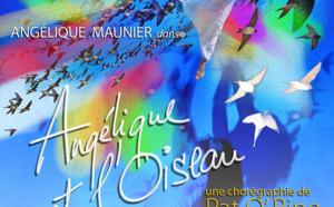 """Mardi 27 et mercredi 28 octobre : """"Angélique et l'oiseau"""" Spectacle de danse pour les 3-10 ans"""