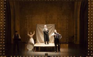 Lundi 9 novembre, 18h30 Théâtre Jeune public ( à partir de 7 ans) La Jeune Fille, le Diable et le Moulin
