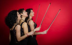 """Dimanche 21 février, 18h00 Concert au musée Fesch : Trio Elixir """"Amours & frasques, les héroïnes baroques"""""""