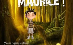 """Jeudi 11 février 18h30 Conte musical """"Drôle de conte, Maurice !"""" / à partir de 8 ans /"""