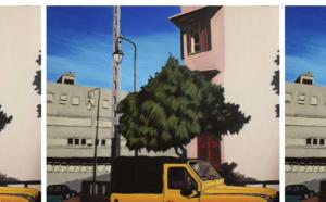 """Exposition du 16 mars au 1er avril: Max Ristori """"Le quartier des Etrangers (Agrandissements)"""""""