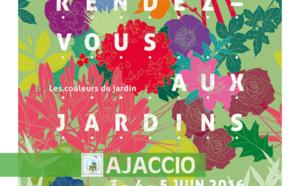 Rendez-vous aux Jardins les 3, 4 et 5 juin 2016