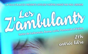 """16ème édition de """"Théâtre dans les quartiers"""""""