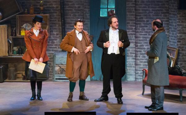 Théâtre : Le Cercle de Witechapel