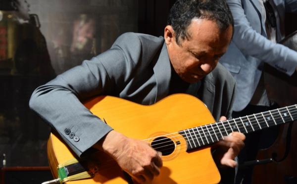 documentaire autour de Django Reinhardt et Concert de Jean-Jacques Gristi