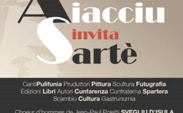 11 & 12 marzu : AIACCIU INVITA SARTE