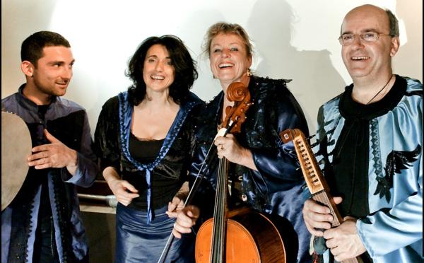 """Dimanche 17 avril, 18h00 Musique au musée Fesch: """"Un Cantu d'Orfeo"""""""