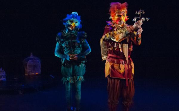 """Mardi 10 mai, 18h30 """"Mozart l'Enchanteur"""", spectacle musical & théâtral Jeune Public"""