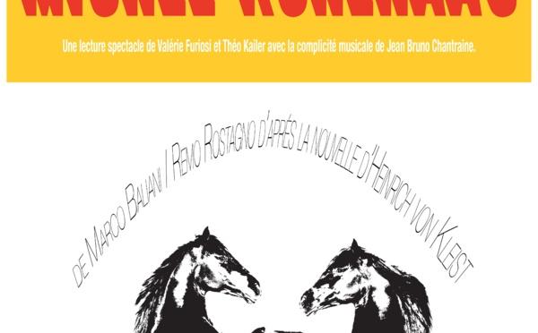 Jeudi 12 mai, 18h30 Lecture à la Bibliothèque Fesch: Michel Kolhaas